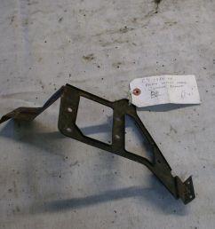 1984 c4 corvette front bumper wire harness bracket rh used [ 1920 x 1280 Pixel ]